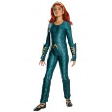 Mera Aquaman Deluxe Child Costume