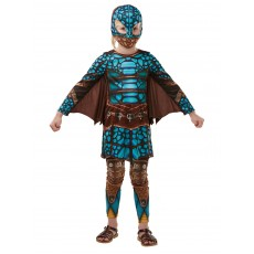 Astrid How to Train Your Dragon Battlesuit Child Costume