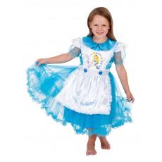 Alice In Wonderland Tulle Deluxe Child Costume