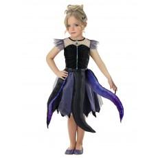 Ursula The Little Mermaid Deluxe Child Costume