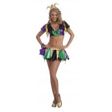 Jester Sexy Adult Costume