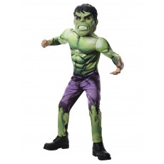 Hulk Deluxe Boy Child Costume
