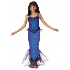 Mysterious Mermaid Mythical Child Costume