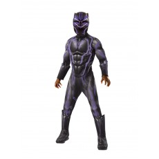 Black Panther Super Deluxe Battle Child Costume