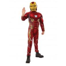 Iron Man Child Costume
