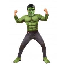 Hulk Deluxe Child Costume