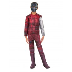 Nebula Guardians of the Galaxy Deluxe Child Costume