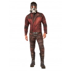 Star-lord Guardians of the Galaxy Deluxe Adult Costume