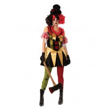 Evil Clown Halloween Lady for Adult