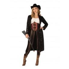 Cowgirl Western Ladies Adult Costume