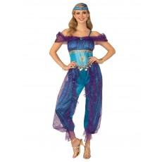 Genie Aladdin Lady Costume