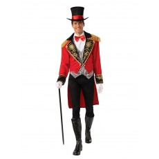 Ringmaster Circus Man Adult Costume