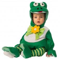 Frog Animals Child Costume