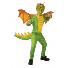 Dragon Mythical Deluxe Child Costume
