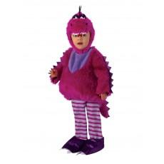 Purple Dragon Mythical Child Costume