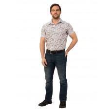 Jim Hopper Stranger Things Hawaiian Adult Shirt