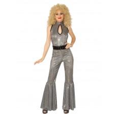 Disco Diva 1970s Adult Costume