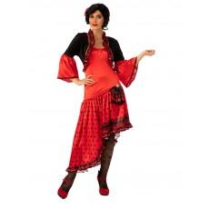 Spanish Dancer Adult Costume