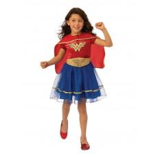 Wonder Woman Deluxe Tutu Child Costume
