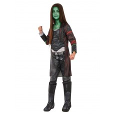 Gamora Guardians of the Galaxy Deluxe Child Costume