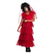 Lydia Deetz Wedding Dress Adult Costume Beetlejuice