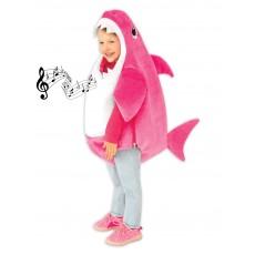 Mummy Shark Deluxe Pink Child Costume Baby Shark