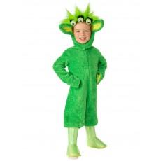Martian Alien Toddler Child Costume