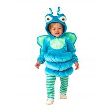 Glow Worm Animals Toddler Child Costume