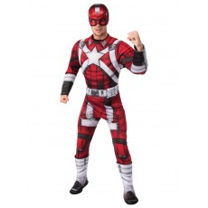 Red Guardian Black Widow Deluxe Adult Costume
