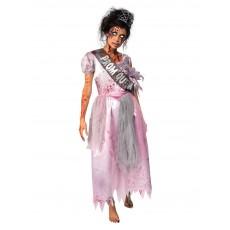 Zombie Prom Queen Adult Costume Halloween