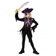 Ghost Ship Pirate Girls Child Costume
