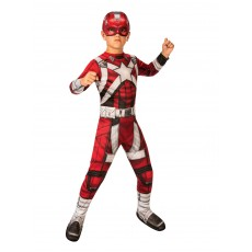 Red Guardian Black Widow Deluxe Child Costume
