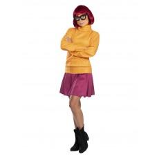 Velma Scooby Doo Costume - Scoob Adult Movie