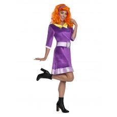 Daphne Scooby Doo Costume - Scoob Adult Movie