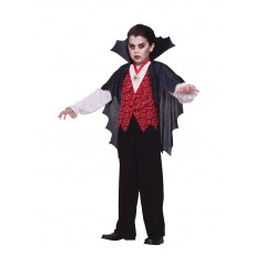 Vampire Halloween Classic Child Costume
