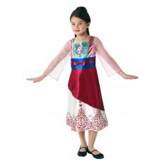 Mulan Gem Princess Child Costume