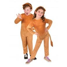 Lion Animals Child Costume