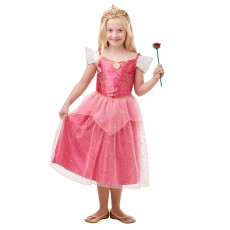 Sleeping Beauty Glitter & Sparkle Child Costume