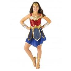 Wonder Woman Premium Movie Child Costume