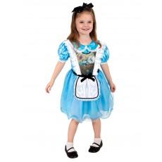 Alice In Wonderland Lenticular Child Costume