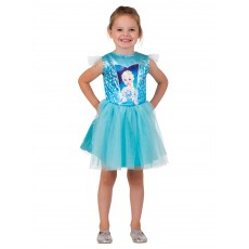 Elsa Disney Frozen Classic Girl Child Costume