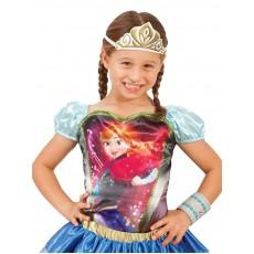 Anna Disney Frozen Princess Child Top