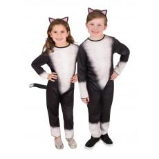 Cat Animals Child Costume