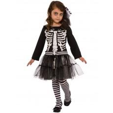 Little Skeleton Halloween Child Costume