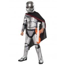 Captain Phasma Star Wars Super Deluxe Child Costume
