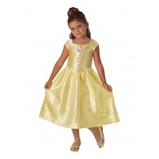 Belle The Beauty & The Beast Live Action Classic Child Costume
