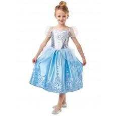 Cinderella Gem Princess Child Costume