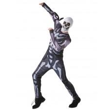 Skull Trooper Fortnite Classic Teen Jumpsuit