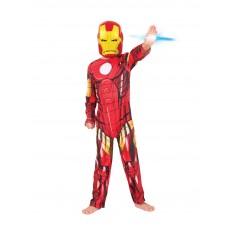 Iron Man Classic Red Child Costume