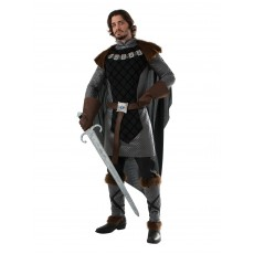 Dark Prince Medieval & Knights Deluxe Adult Costume